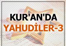 Kur'an'da Yahudiler -3