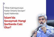 İslam'da Savaşmak Hangi Şartlarda Caiz Olur?