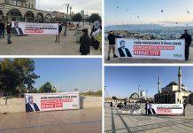 Beraat Eden Alparslan Kuytul Hocaefendi'ye Tüm Türkiye'den Destek!