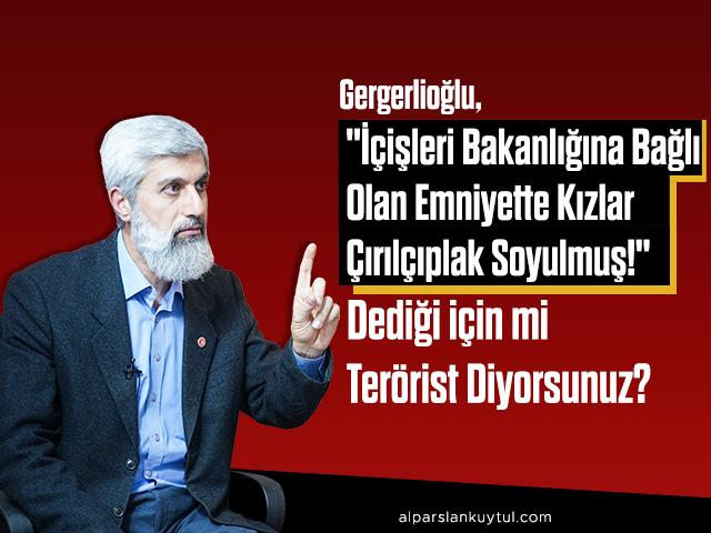 Bakan Soylu'nun HDP'li Ömer Faruk Gergerlioğlu'na 'Fetöcü Terörist' Demesi Hakkında: