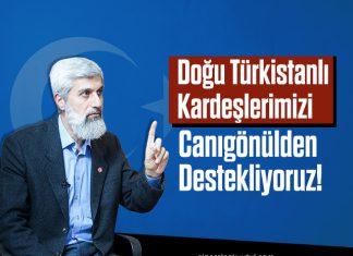 Doğu Türkistanlı Kardeşlerimiz Zalim Çin'e Teslim Edilmemelidir!