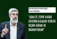 Ebu Hanzala'ya Verilen Hapis Cezası Hakkında!